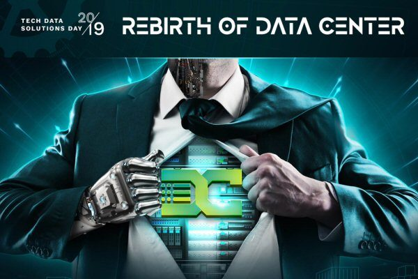 Tech Data Rebirth of DC